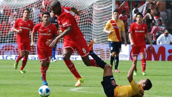 Toluca viene de atrás y rescata el empate 2-2 con Morelia