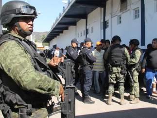 Ejército en Apatzingán
