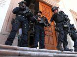 Federales en Michoacán