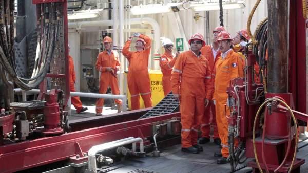 Pemex comenzará en febrero a exportar petróleo a Europa