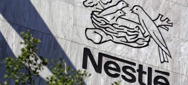 La empresa Nestlé.