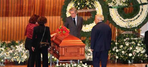 Funeral de José Emilio Pacheco
