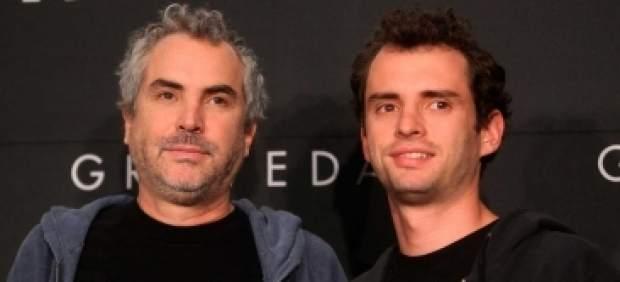 Jonás y Alfonso Cuarón