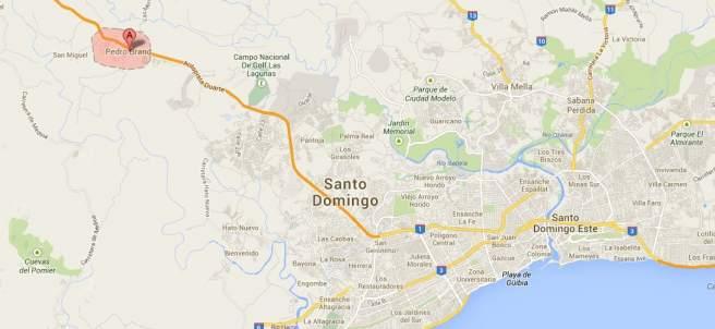Pedro Brand, municipio de la provincia de Santo Domingo