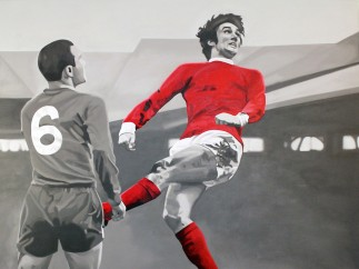 And Number OIne was... Georgie Best, 2013