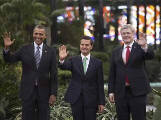 Reunión trilateral