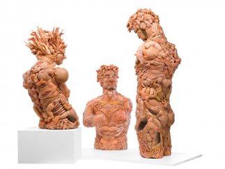 Freya Jobbins - Sculptures
