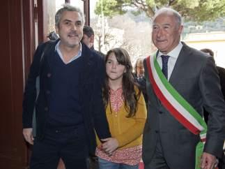 Italianos reconocen a Alfonso Cuarón