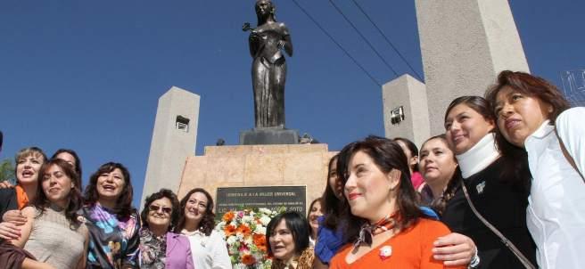 Día de la Mujer en Pachuca
