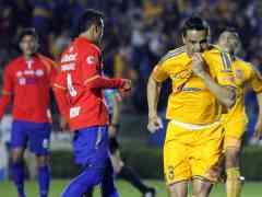 Tigres golea al Cruz Azul