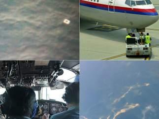 Avión desaparecido de Malaysia Airlines