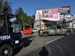Ejército en Michoacán