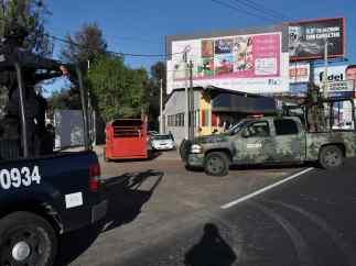 Seguridad en Michoacán