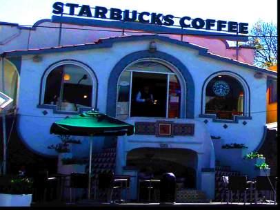 Cafetería Starbucks