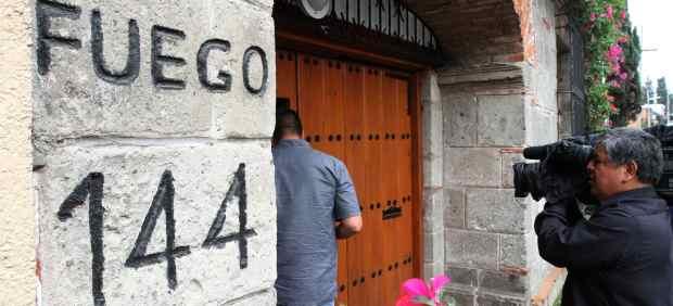 Casa de Gabriel García Márquez