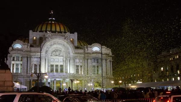 Funeral García Márquez