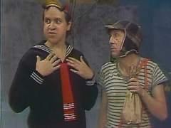 Quico y Chespirito en una imagen de 'El Chavo del 8'