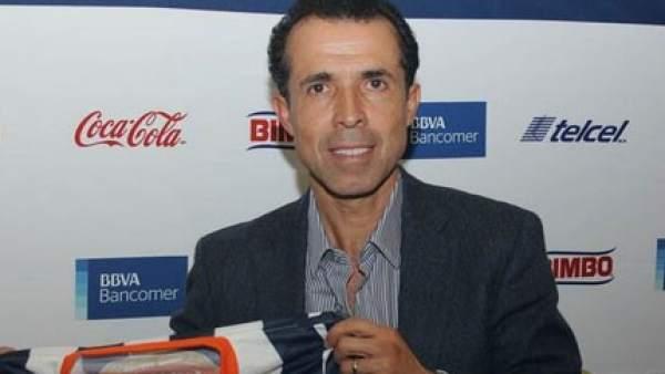 Carlos Barra, entrenador de los Rayados