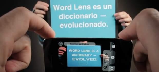 Google adquiere una aplicación que traduce textos con la mirada