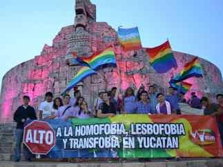 Día Internacional de Lucha contra la Homofobia