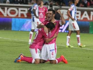 León marca su segundo gol