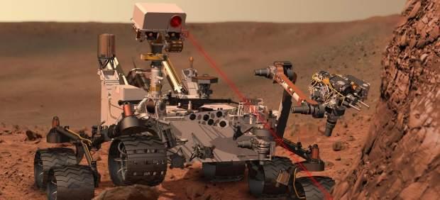 El rover Curiosity pudo llevar consigo a Marte centenares de bacterias terrestres en su viaje