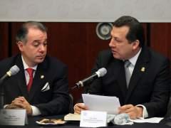 Presidente de la CNDH y senadores