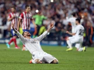 Ramos, el héroe de la décima