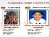 Sitio web Alerta Amber México