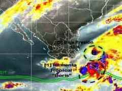 Tormenta tropical Boris