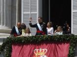 Expectación en el Palacio Real