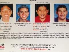 Niños migrantes desaparecidos