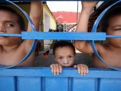 Niños migrantes