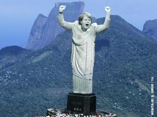 Memes de la eliminación de Brasil