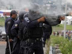 Enfrentamientos en Puebla