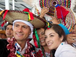 Selfie en Chiapas