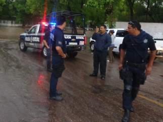 Policía en Chihuahua
