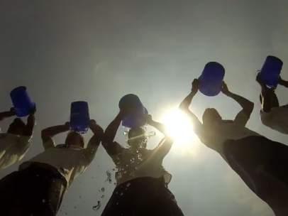 Ice Bucket Challenge de los Pumas
