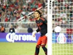 Partido amistoso entre México y Chile