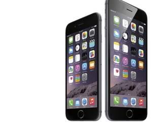 El iPhone 6 y el iPhone 6 Plus