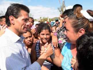 EPN visita Baja California Sur