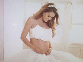 Ninel Conde embarazada