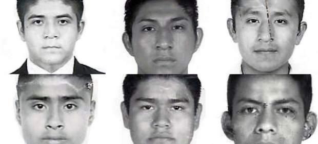 Normalistas de Ayotzinapan