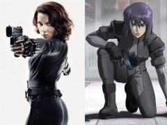 Scarlett Johansson y Motoko Kusanagi