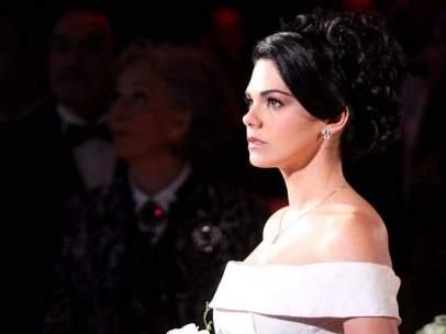 Livia Brito protagoniza 'Muchacha italiana viene a casarse'