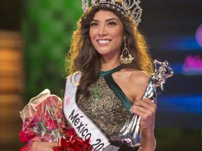 Wendolly Esparza, Nuestra Belleza México 2014