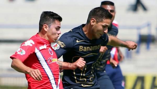 Pumas vs Veracruz