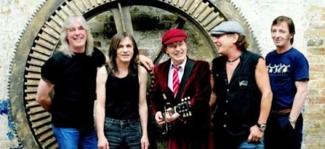 Miembros de AC/DC