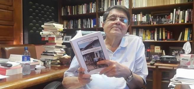 El escritor Sergio Ramírez gana el Premio Internacional Carlos Fuentes