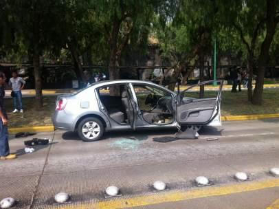Balacera en la UNAM